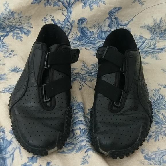 5f3efc022d7 Puma Mostro leather shoes Women s 8. M 5aaac405a6e3eaf305856724